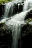 Waterfall 2 by kyidyl