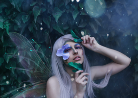 Hada Floral by Andivicosplay