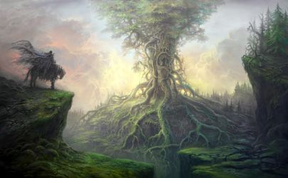 life tree by yonaz