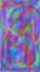 Abstraction On Cotton Candy by TheKenShow