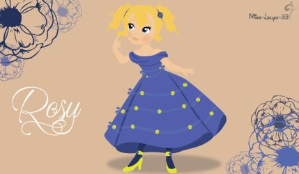 No-Disney and Disney Princess Young ~ Rosy by miss-lollyx-33