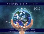 Artists for a Cure 2013 Calendar Cover Art by ArtistsforaCure