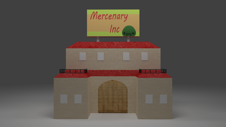 Mercenary Inc by ExcaliburZero