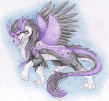Laruse Dragonified by Velg
