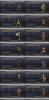 DW7:E Koihime Musou All in one Pack by BustaWolf