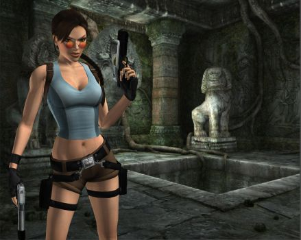 Adventures of Lara Croft v2 by spuros12 by spuros12