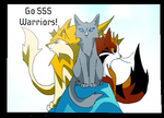 SSS Warrior cats stamp by Fishtailholly