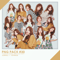PNG PACK#30 -   Juniel 15PNGs - By Yangyanggg by Yangyanggg