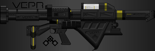 Vepr Industries - 'Arc' Guided Missile Launcher by prokhorvlg