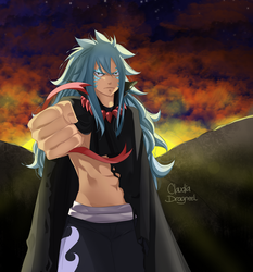 Acnologia by claudiadragneel