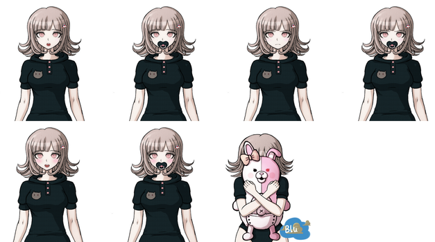 LittleChiaki by VerseRed