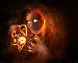 Holding the Universe Reloaded by Das-Pfanntom