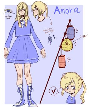 [DS] UPDATED Anora Ref!! by KatyaHam