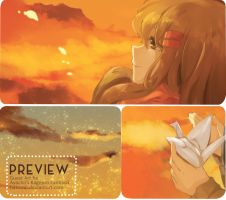 Preview : Ayachii's Kagepro Fanbook by HaKamii