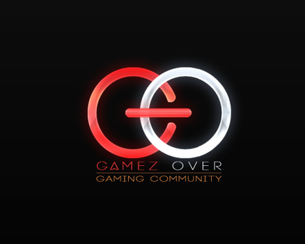 GamezOver Logo v3 [FINAL] by Death-GFx