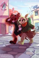 Magic Training - It's NOT THAT cold outside by WowzaDawg
