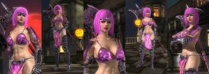 DOA5LR Mod: Troian Guard (Update) by repinscourge