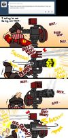 Can't Handle the Sentry by cyberhell