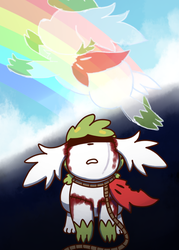 somewhere over the rainbow by sparklingdemon
