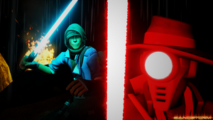 Grey Vs Sith [SFM] by Sandstorm-Arts