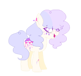 Day 2 - Ghost and Candy Fusion Adopt (CLOSED) by Bouncy-Deerz