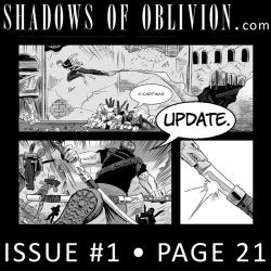 Shadows of Oblivion #1 - Page 21 Update! by Shono