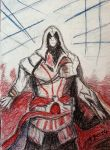 Ezio from Assassin's Creed II by Shadowslabs
