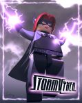 StormVyxen Lego by toddworld