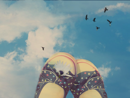 Sky Shoes by apparate