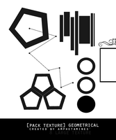 [PACK TEXTURE] Geometrical by amphetamines' by DAMIANsoul