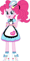Commission - Sweet Snacks Cafe Pinkie by SketchMCreations