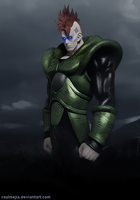 Android 16 by raulmejia