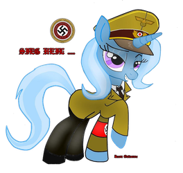 Trixie Lulamoon (NSDAP leader) by ImperialAce