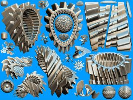 Misc Objects 009 by pixelchemist-stock