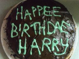Happy Birthday Harry by IoniaFreak