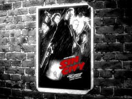 Sin City poster by KGY-Graphic