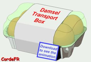 Damsel Transport Box -animated by cordefr