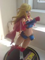 Anime Supergirl by l3xxybaby