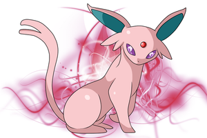 Espeon by SeviYummy