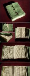 The Knitted Book by TinyWild