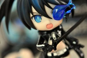 Black Rock Shooter 3 by GamerFromHell