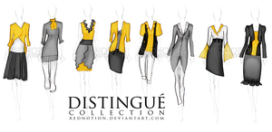 Distingue Complete Collection by rednotion