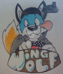 Wing Wolf 2011 by Ardagor