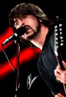 Dave Grohl by rodg-art
