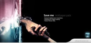 Save me -Wallpaper pack. by Uribaani