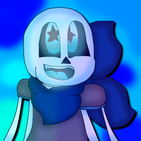 BlueBerry Sans [+ SpeedPaint] by cjc728