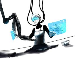 GLaDOS do that science by did-you-reboot