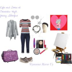 LTOH Jenny Outfit #1 by MariposaLass-93