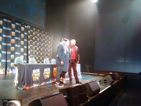 Red Dwarf Panel 1 [London MCM Expo / Comic-Con] by DoctorWhoOne