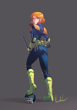 Judge Anderson by home-ice